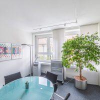Unterrichtsraum der Sprachschule Schneider in Zürich