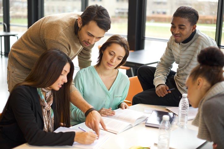 Portugiesischkurs Minigruppe in der Sprachschule Schneider