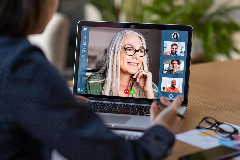 Englischkurs Online Gruppen per Videochat