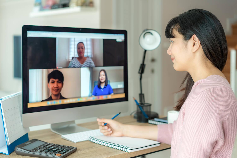 Portugiesisch Online Gruppen per Videochat