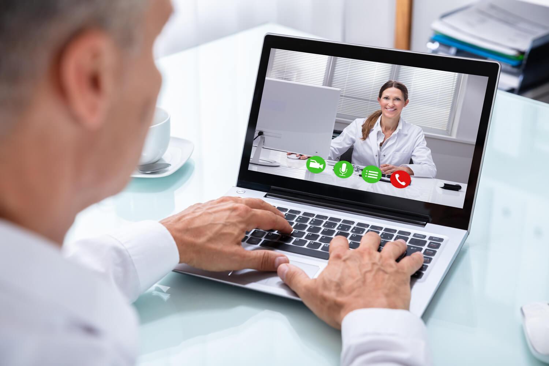 Russisch online lernen via Video Konferenz