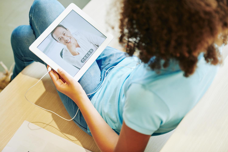 Schwedisch online Immersion via Videokonferenz