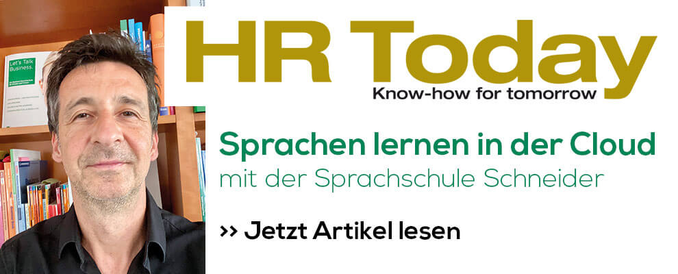 HR Today - Sprachen lernen in der Cloud Teaser