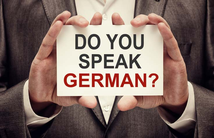 Learn German successfully  All German courses at a glance