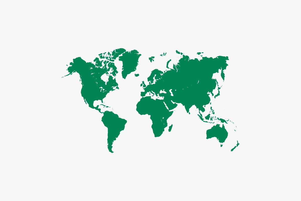 Worldmap icon